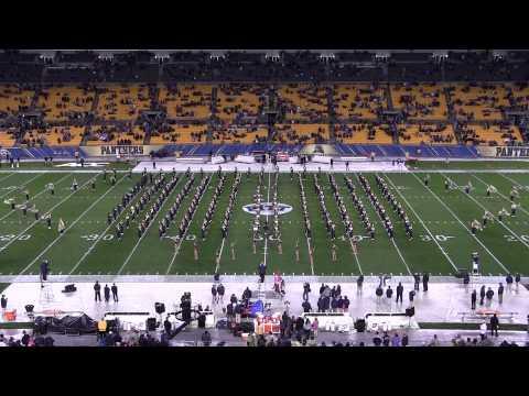 Pitt vs. Old Dominion Pregame High Camera 10/19/2013