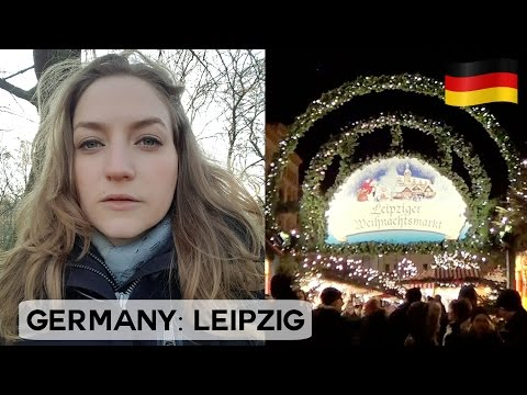 Germany Vlog 2: Leipzig - Post Apocalyptic Hotel & Being Dutch In Germany | BeautyObsessed