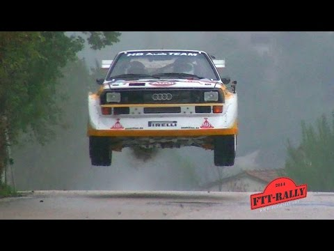 Rally Legend 2015 [HD] Best moments | Mistakes | Sideways | Crash & Show by FTT-Rally