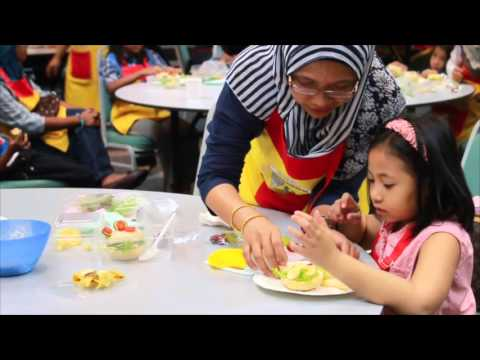 Nutrition Workshop for Primary School Children 2015
