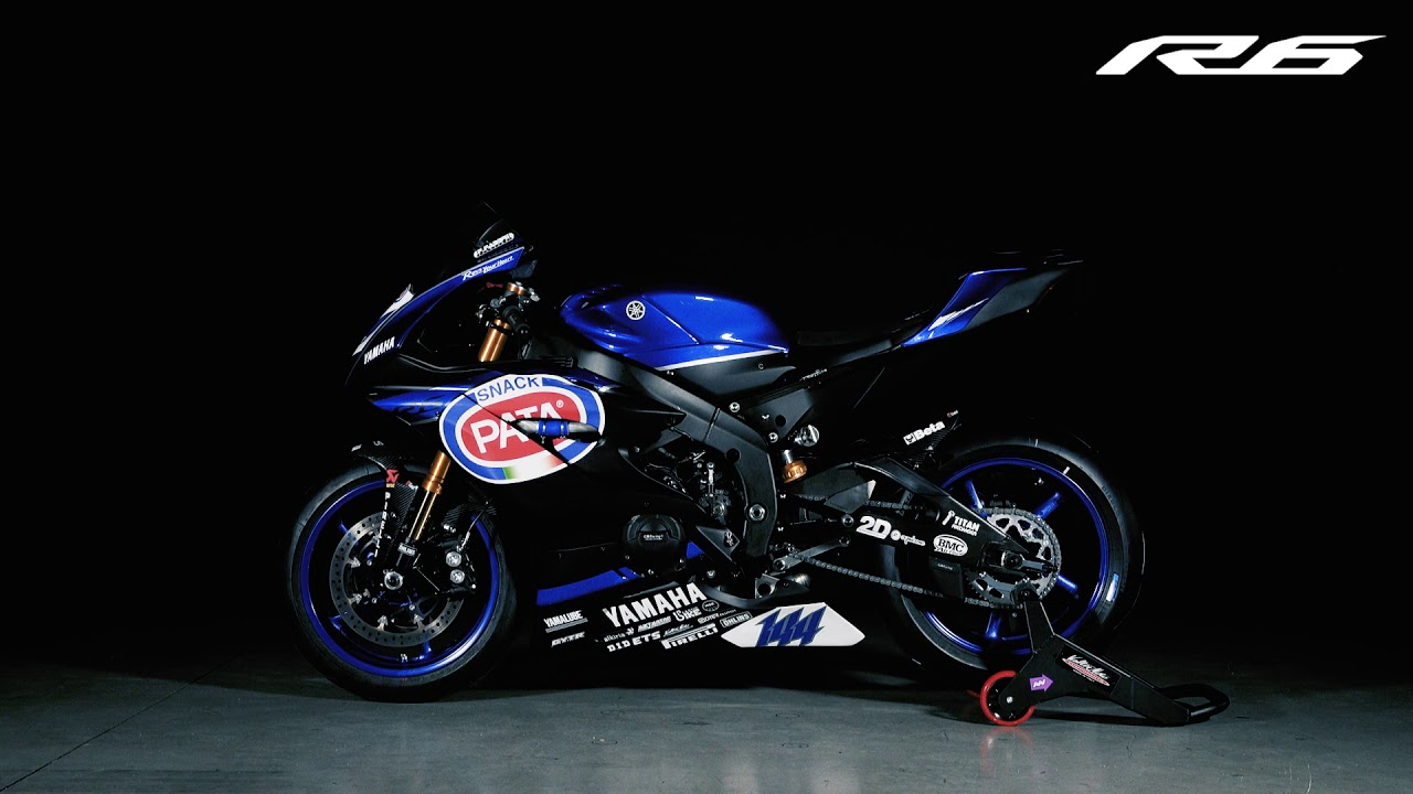 Discover the 2018 GRT Yamaha official WorldSSP YZF-R6