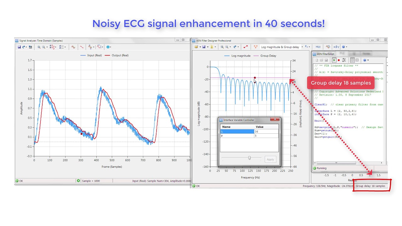 ASN Filter Designer and Signal Analyser | LinkedIn