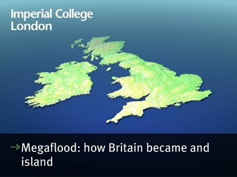 Megaflood: how Britain became an island