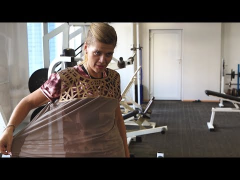 Девушка из Златоуста похудела на 105 кг!