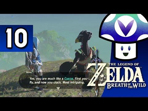 [Vinesauce] Vinny - Zelda: Breath of the Wild (part 10)