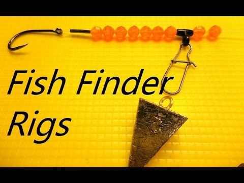How To Use Fish Finders & Fishfinder Rigs To Catch More Fish