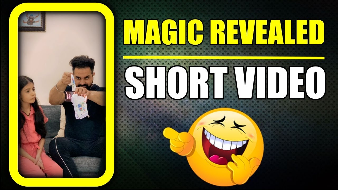 Again Magic revealed by Guneet 🤪 #shorts | Harpreet SDC