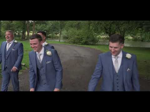 The Wedding of Victoria and Huw