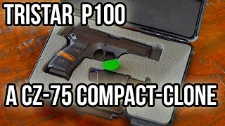 Gun Review: Tristar P100/CZ-75 Compact-clone in 9mm