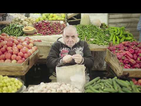 The Water Diaries - Khalil As Saoud Vegetable Market - Amman, Jordan