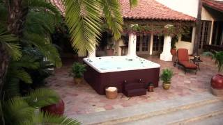 Patioline - Hot Tubs, Patio and More - Calgary -  Caldera Spas.mov