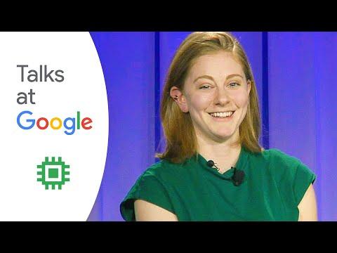 """Simone Giertz: ""The Making of Sh*tty Robots"" - Talks at Google"""