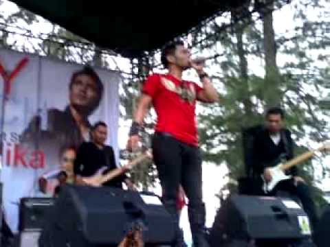 Judika   Jamali  konser Kalangan Sibolga