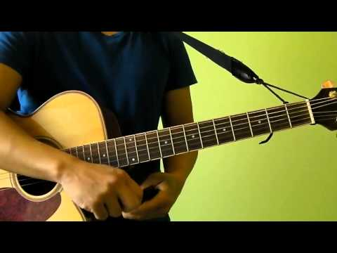 I Knew You Were Trouble - Taylor Swift - Easy Guitar Tutorial (No Capo)