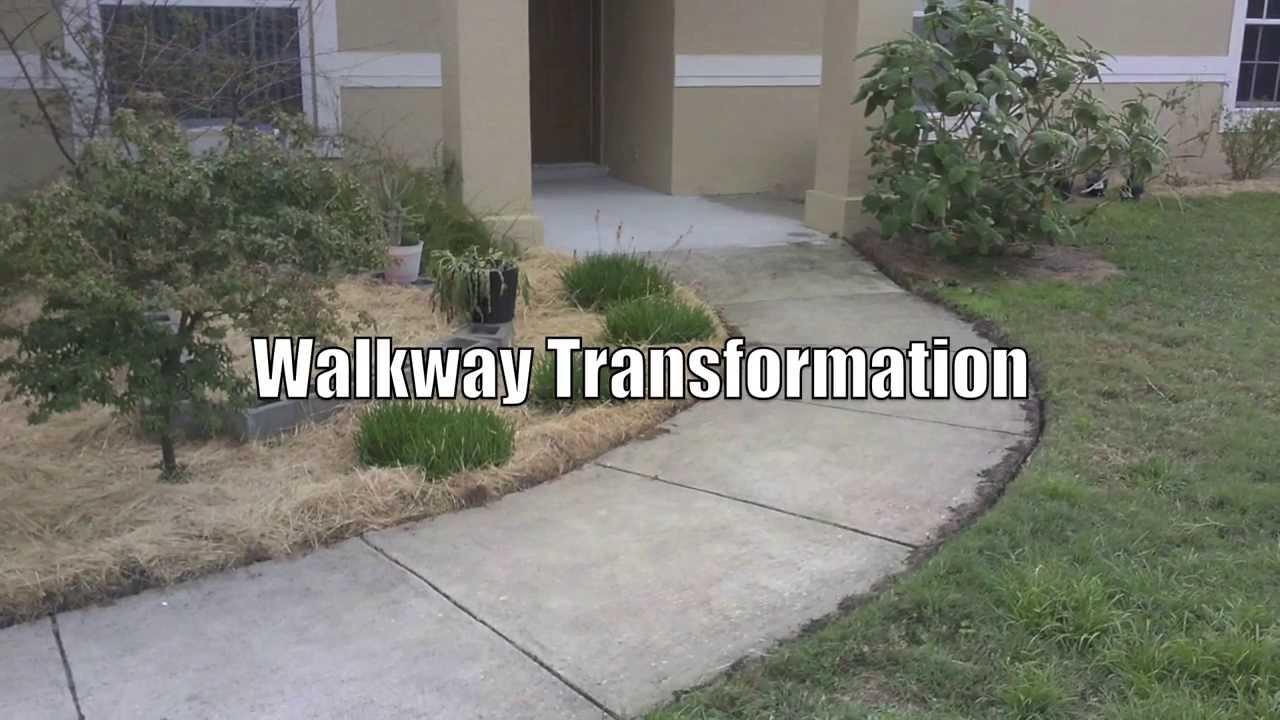 Decorative Concrete Orlando | Concrete Porch Ideas | Concrete Contractor  Orange County, Fl   YouTube