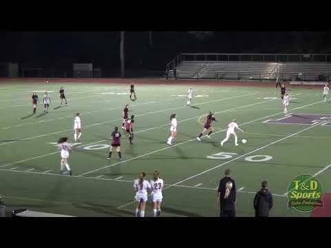 Mia McGinty Rye High School Girls Varsity Soccer Highlights