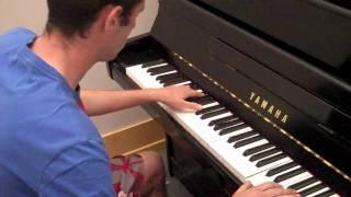 Robert Miles Children Piano Cover HD
