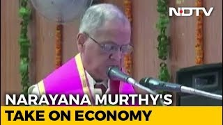 """Investor Confidence At A Historic High"": NR Narayana Murthy"