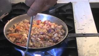 Ritz Cracker Seafood Stuffing
