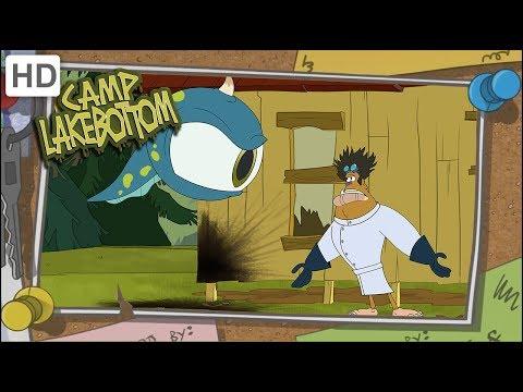 Camp Lakebottom - World's Smartest Monster (Part 2)