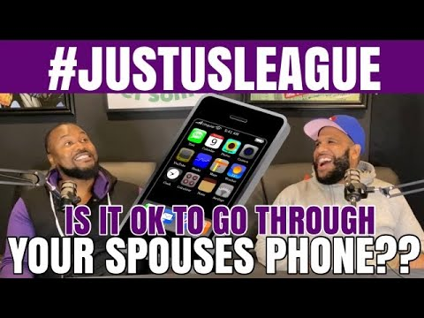 Download IS IT OKAY TO GO THROUGH PHONES?!? #JustUSLeagueEP36