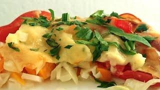 Очень вкусный гратен с морковью, сельдереем, кольраби. Как приготовить. Быстро и просто. Gratin