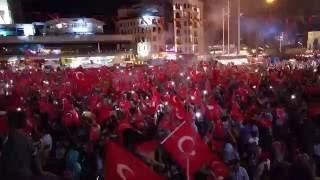 İstanbul Taksim Demokrasi Nöbeti