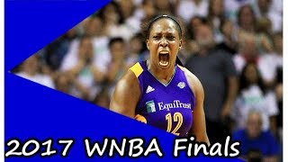Chelsea Gray Full Highlights 2017 WNBA Finals G1 at Lynx - 27 Pts, 6 Assists!