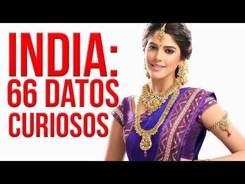 66 Datos curiosos sobre India