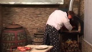 Русская печь приготовление блюд