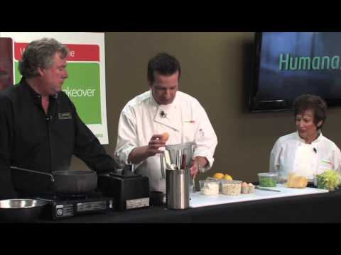 Secrets Showdown - Humana Recipe Makeover Challenge