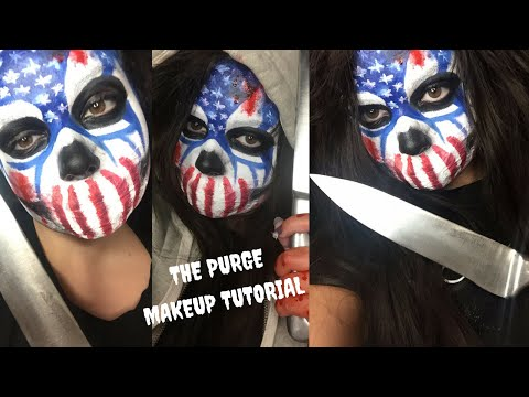 THE PURGE; ELECTION YEAR MAKEUP |