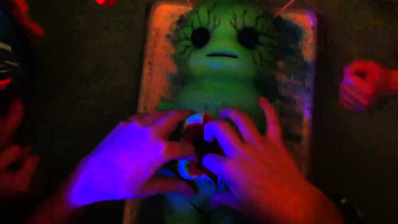 Alien Autopsy Birthday Cake Youtube