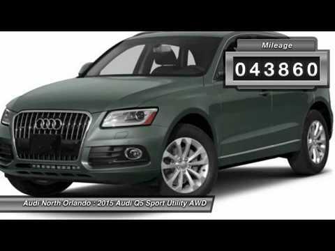 Audi Q FA YouTube - Audi north orlando