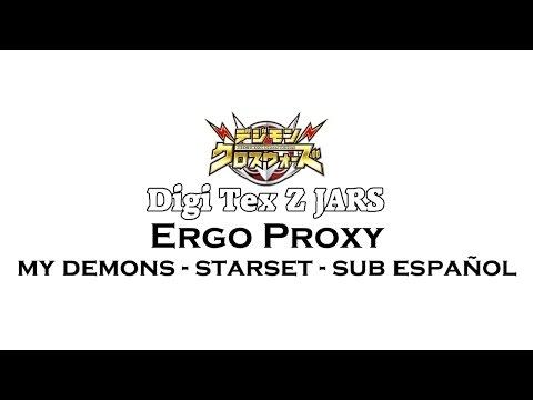 Ergo Proxy - My Demons - Starset - Sub Español