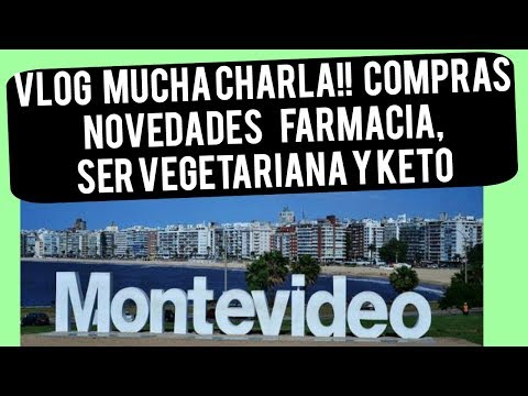 VLOG- Montevideo- Compras con novedades y Charla- Estilo de Vida-EUGE NOYA URUGUAY