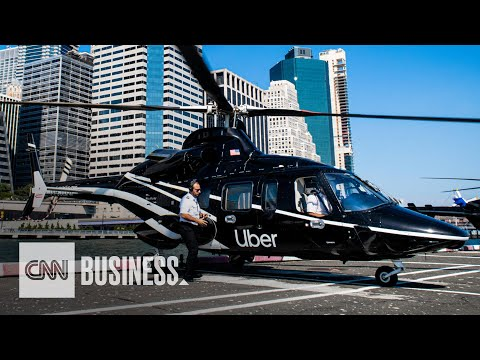 Romeo - Here's what it's like to fly in an Uber helicopter