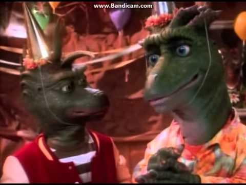Dinosaurs-Baby Sinclair Hates Blarney