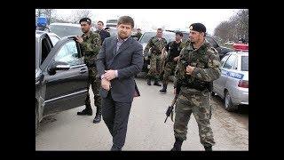 Кадыров VS ФСБ. Очень жесткий скандал
