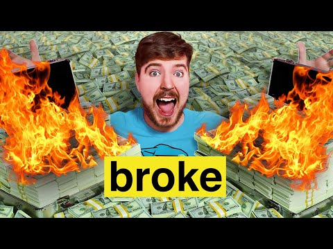How Mr. Beast spends $48,000,000 a year on videos