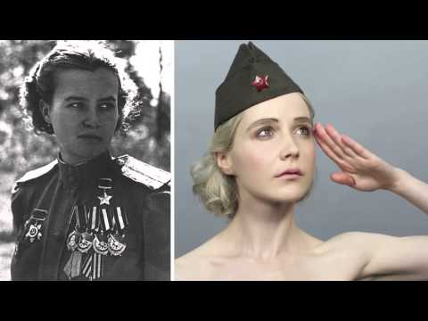 100 Years Of Beauty  Russia   Research Behind The Looks