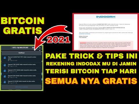 PAKE TRICK INI | Claim Bitcoin Tanpa Batas Belum 24 Jam Udah Dapat 0.0004 Btc Setara 350 Ribu