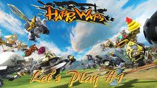 [Fr] Happy Wars - Let