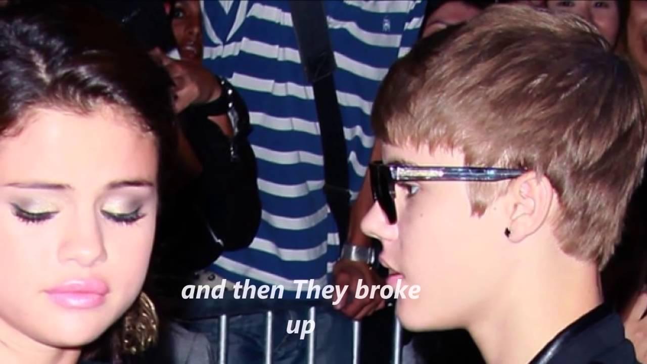 Selena Gomez and Justin Bieber 2009 2016 all jelena story ... Justin Bieber Selena Gomez 2009