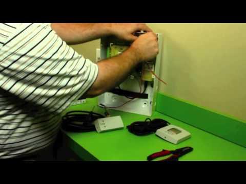 Paxton Net2 Plus Installation