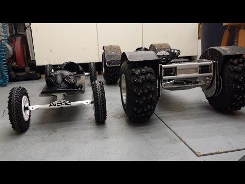 Ultimate all terrain portable vehicle
