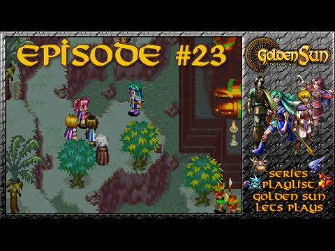 Golden Sun: The Lost Age - Stealthing To Kibombo, Piers & The Ritual - Episode 23