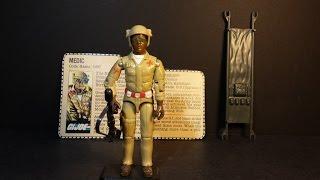 HCC788 - 1983 Medic DOC - vintage G. I. Joe toy review! - HD