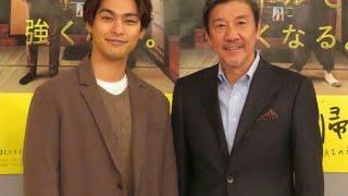 柳楽優弥(28)が21日、東京・渋谷のNHKで、主演ドラマ「母、帰る~AIの...