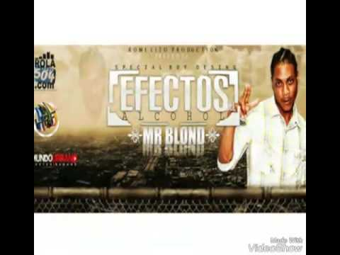 Mr Blond Efectos Del Alcohol